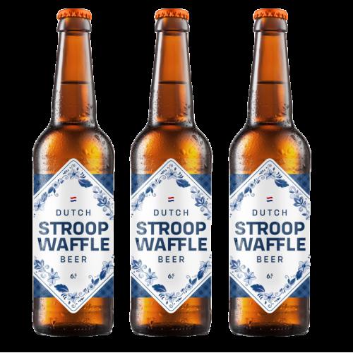 Stroopwafel bier pakket