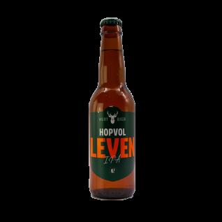 Hert Bier – Hopvol Leven