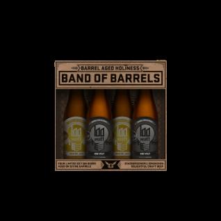 100 Watt Band of Barrels cadeauverpakking