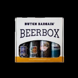 Dutch Bargain brouwerij geschenkverpakking