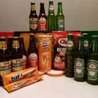 Bierkado: pilsner pakket: 6-pack pils